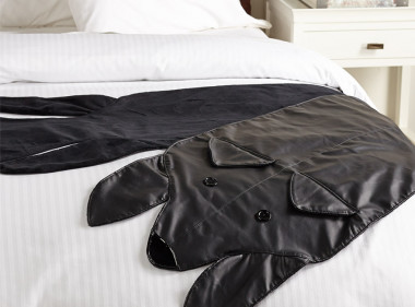 W Montreal Heavy Metal Pillow W Hotels The Store
