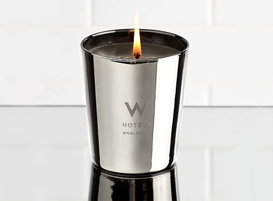 W Candle
