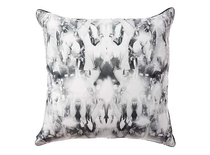 W Hollywood Paparazzi Pillow