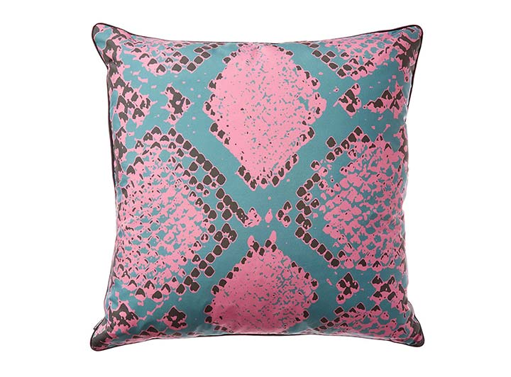 W Hollywood Snake Pillow