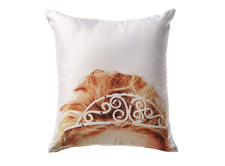 W Dallas Tiara Pillow