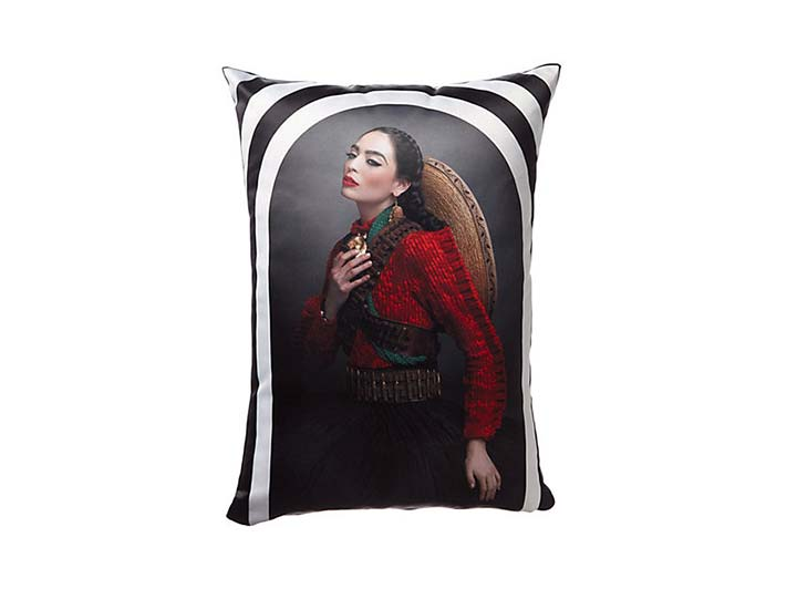 W Mexico City Guerrera Pillow