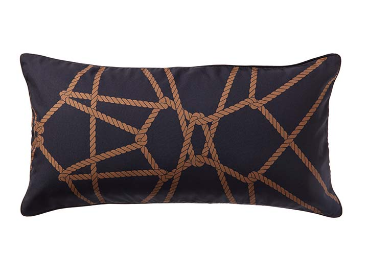 W Montreal Rope Pillow